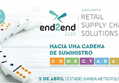 'End2End Retail Supply Chain Solutions', el 2 de abril en el Wanda Metropolitano