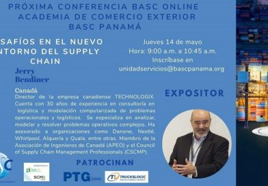 "Conferencia Basc ""Desafío en nuevos entornos de la Supply Chain"" – Jerry Bendiner"
