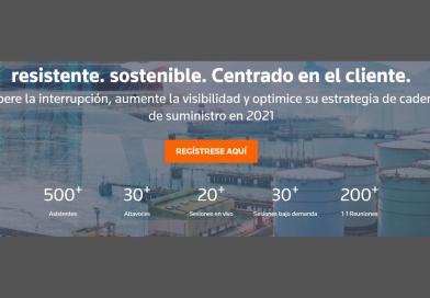 #Eventos. Cadena de suministro petroquímica & Logística EE.UU. 2021