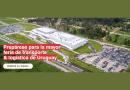 25-28 de noviembre: Primera feria de transporte y logística de Uruguay