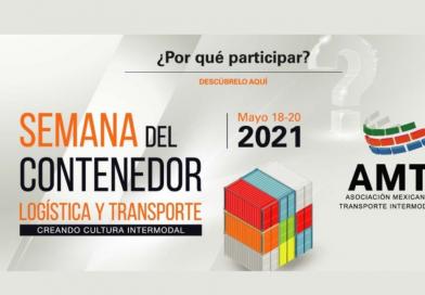 Mayo 18 al 20: Semana del Contenedor Logística y Transporte 2021